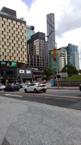 Inner City Buildings